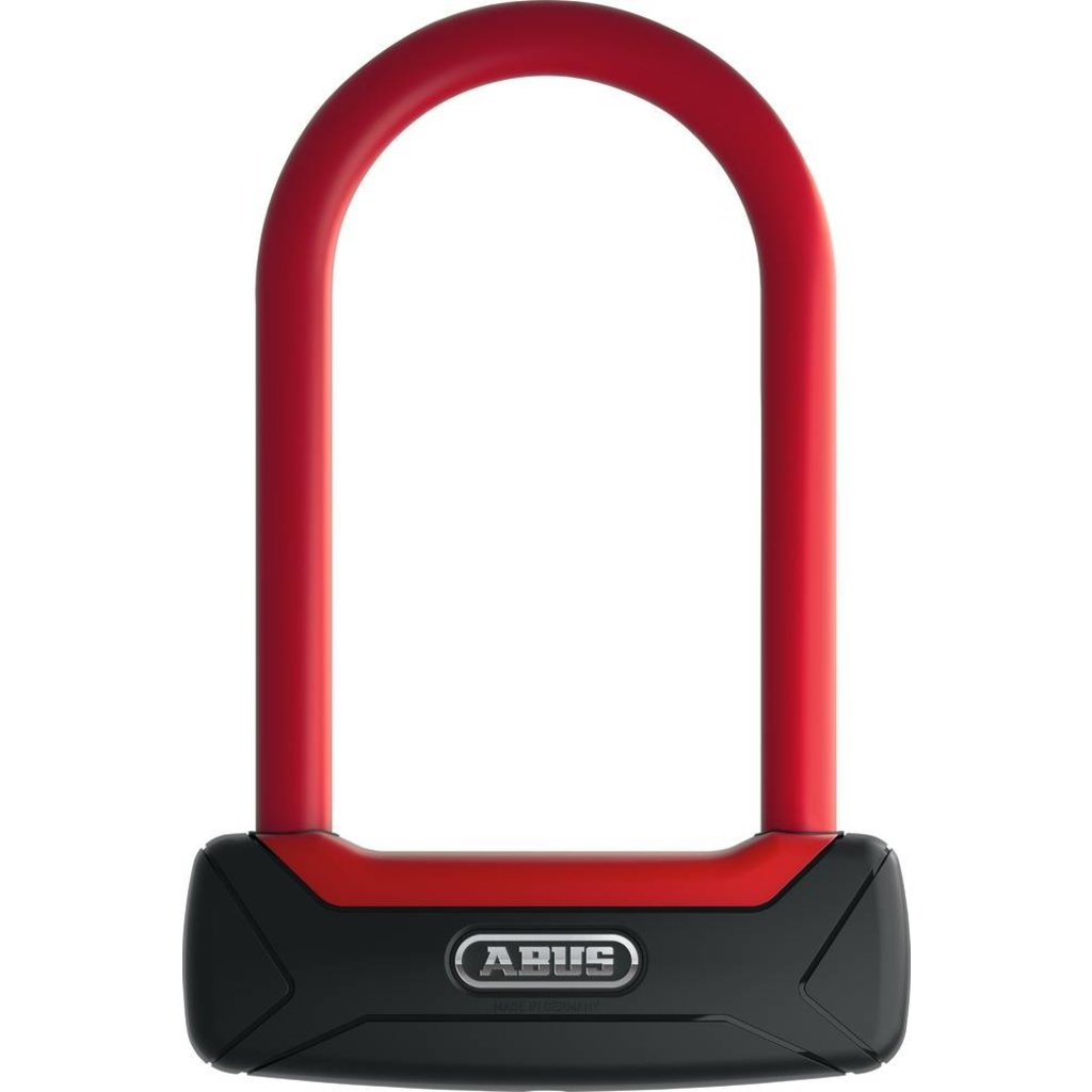 ABUS LOCKS U-LOCK ABUS Granit 640- 6 inch Black U / 11mm round shackle