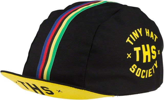All-City CYCLING CAP All-City Midwest One Size Black
