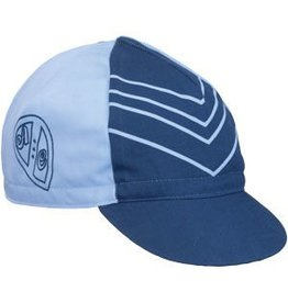 All-City CYCLING CAP ALL CITY Chevron Blue One Size
