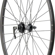 "WHEELS 29"" Quality Wheels Disc FRONT SRAM 406 6-bolt / Sun SR25 Black"