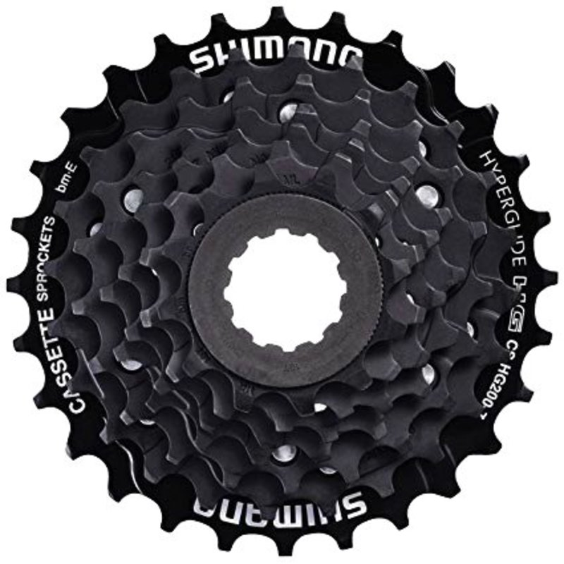 Shimano FREEWHEEL CASSETTE Shimano CS-HG200 7-Speed 12-28t