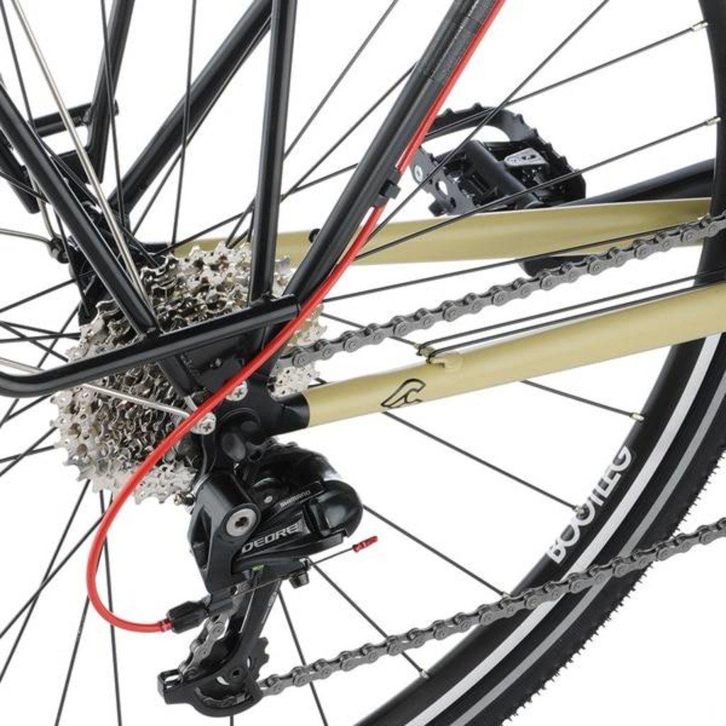 Cinelli BIKES 2018 CINELLI Hobootleg Complete Touring Bike Railway Large