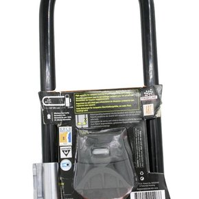 Kryptonite U-LOCK Kryptonite Evolution Mini-9 LS U-Lock: 3 x 9.5""