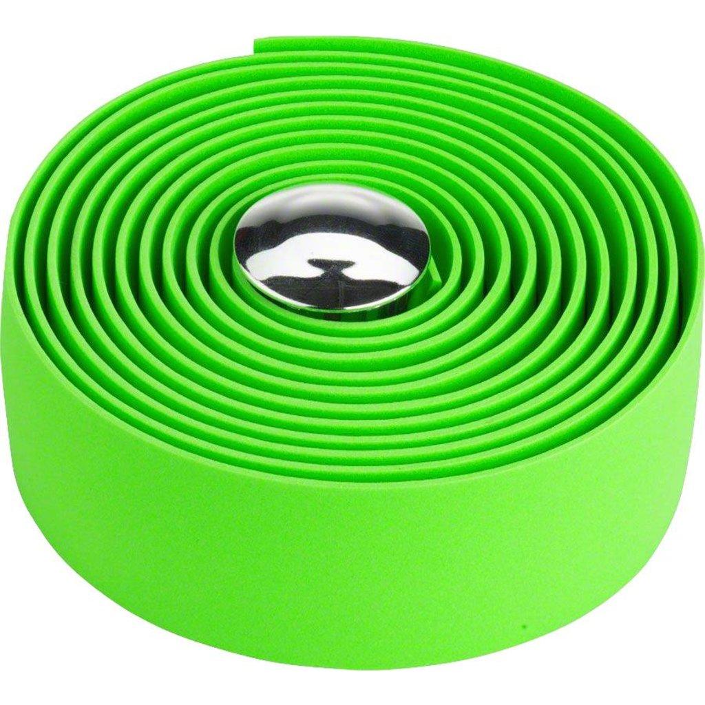 HANDLEBAR TAPE & PLUGS MSW HBT-100 EVA Green