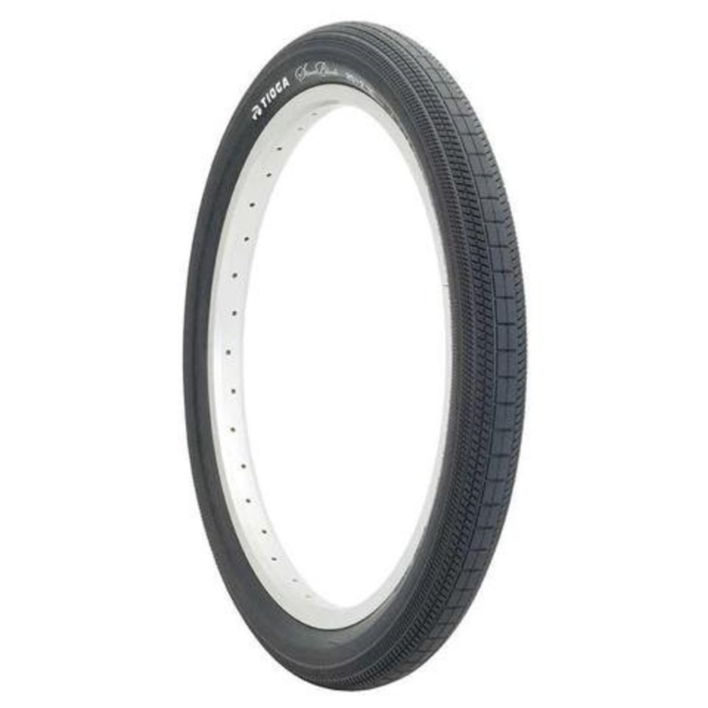 TIRES FOLD 20x1.95 Tioga Streetblock Clincher 120TPI 110PSI Black