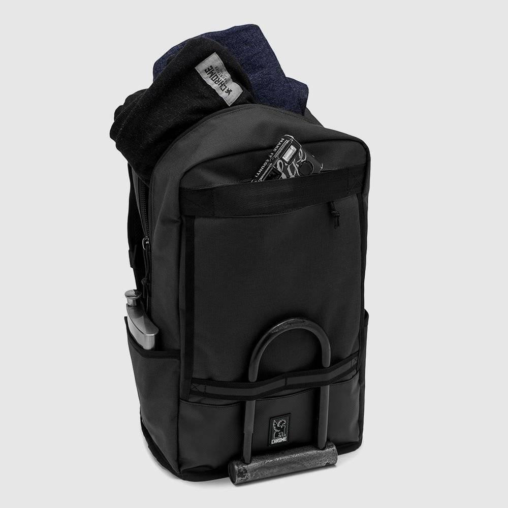 BAGS BACKPACK CHROME HONDO BRICK/BLACK