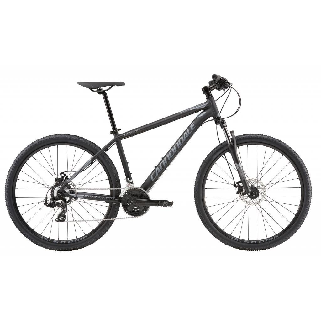 Cannondale BIKES CANNONDALE 2017 Catalyst 4 27.5 M BBQ Extra Large