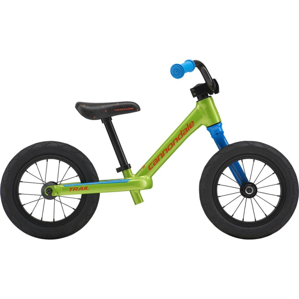 Cannondale KIDS BIKE 2018 CANNONDALE 12 M Trail Balance AGR OS One Size Acid Green