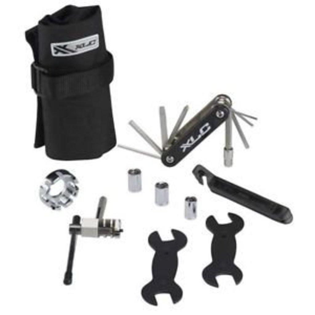 XLC TOOLS XLC RollUp Tool Kit