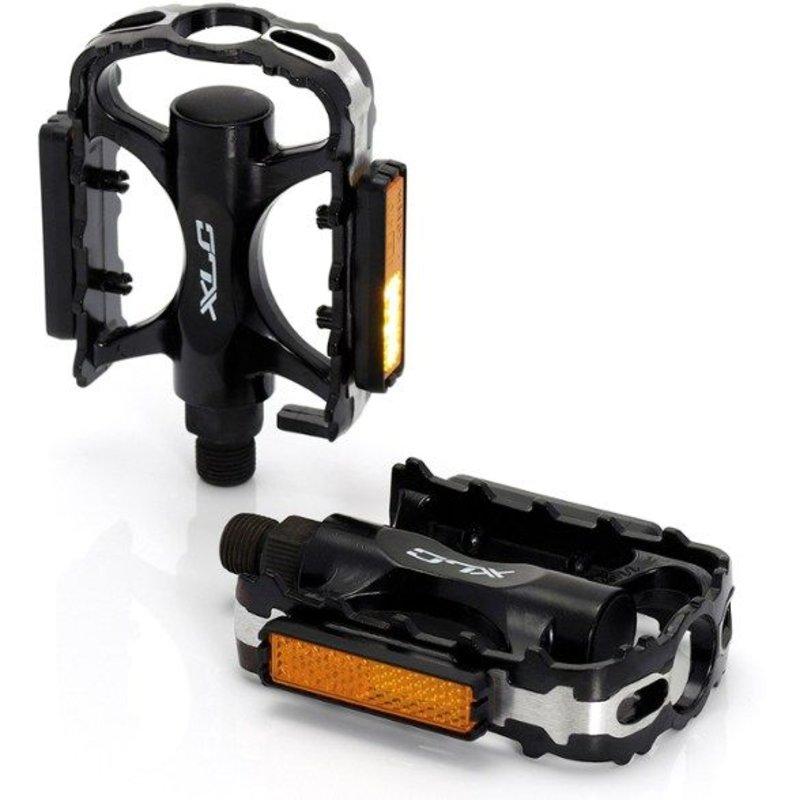 XLC PEDALS 9/16 XLC Alloy MTB/Trekking Black