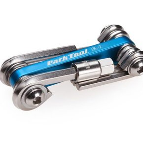 Park Tool TOOLS Park Tool IB-2 I-Beam Mini Folding Multi-Tool