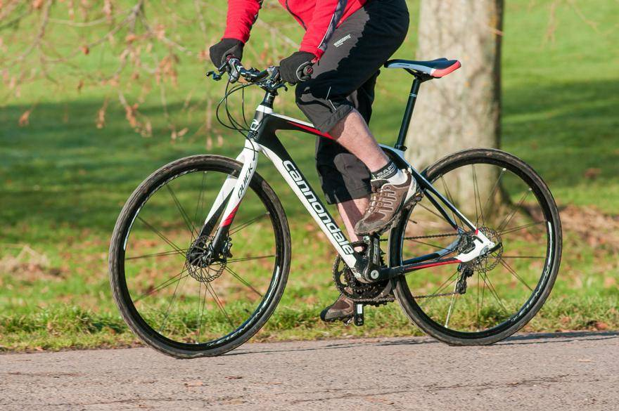 Bicicletas híbridas