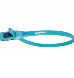 Hiplok LOCK SECURITY TIE HIPLOK Z-Lok Combo Single Teal