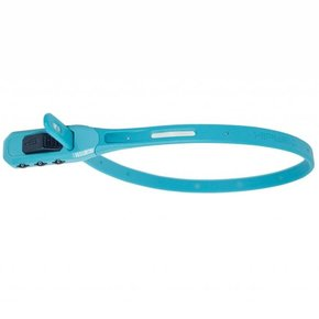 LOCK SECURITY TIE HIPLOK Z-Lok Combo Single Teal