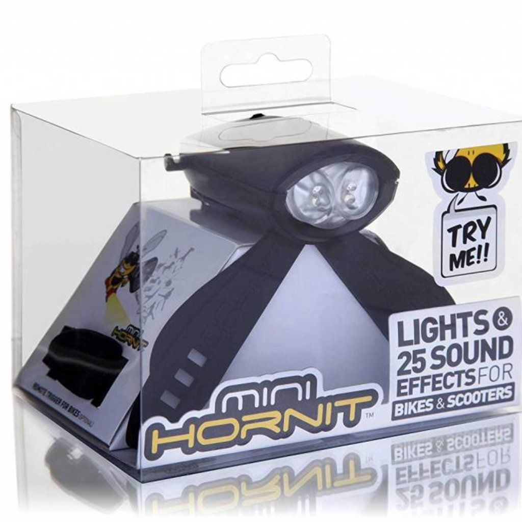 HORN / LIGHT Hornit Mini Combo Black