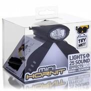 CUERNO/luz Hornit mini Combo negro