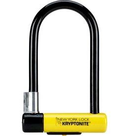 Kryptonite LOCKS U-LOCK KRYPTONITE NY STD 4x8 wBRKT (16mm x 10.2cm x 20.3cm)