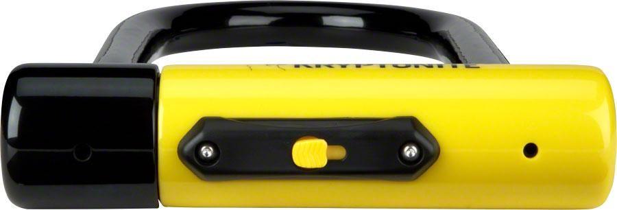 Kryptonite LOCK U KRYPTONITE NY STD 4x8 wBRKT (16mm x 10.2cm x 20.3cm)