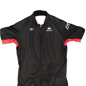 APPAREL JERSEY SUGOI DTLA  Evolution Short Slv Full Front Zip Small