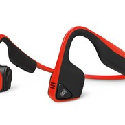 HEADPHONES AFTERSHOKZ Wireless Trekz Titanium - Red