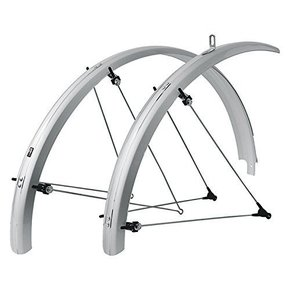 SKS B53 Commuter II Fender Set: Silver 700 x 38-47