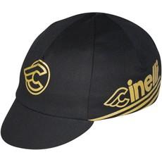 CYCLING CAP PACE SPORTSWEAR CINELLI Gold/Black