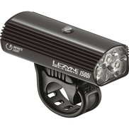 Lezyne HEADLIGHT Lezyne Deca Drive 1500i Loaded with Infinite Power Pack, Light Gray
