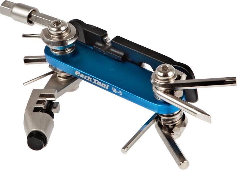 TOOLS Park Tool IB-3C I-Beam Mini Folding Multi-Tool