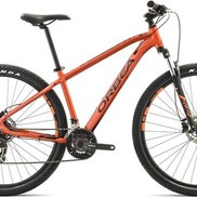 Orbea BIKES ORBEA MX 27 40 18 L Black-Orange