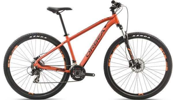 Orbea BIKES ORBEA MX 27 40 18 M Black-Orange