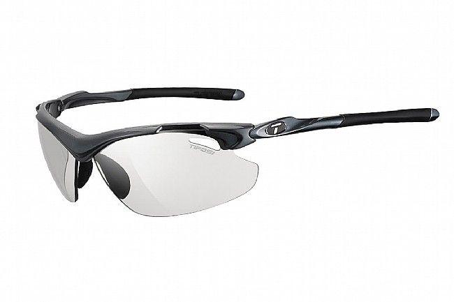 Gafas de sol TIFOSI tirano 2,0 negro/blanco Fototec