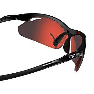 EYEWEAR SUNGLASSES TIFOSI Tyrant 2.0 Matte Black Interchangeable Lens