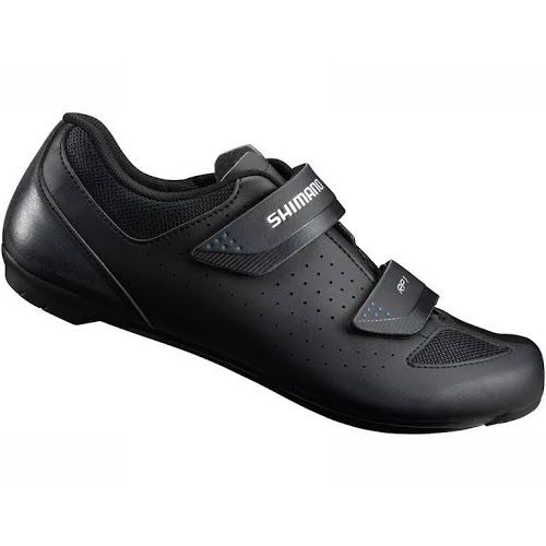 SHOES SHIMANO SH-RP1 Bicycle Shoes BLACK 42.0`