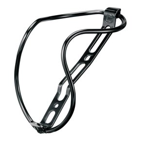 Cannondale BOTTLE CAGE CANNONDALE GT-40 Aluminum BLACK