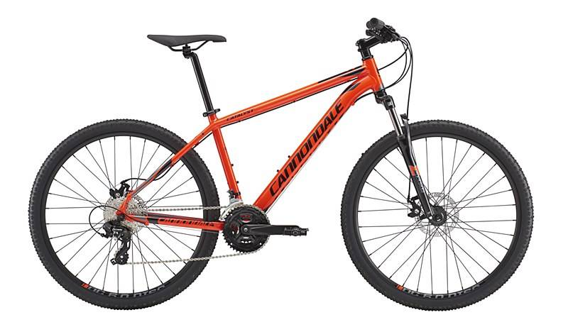 Cannondale BIKES 2018 CANNONDALE 27.5 M Catalyst 3 Acid Red Large