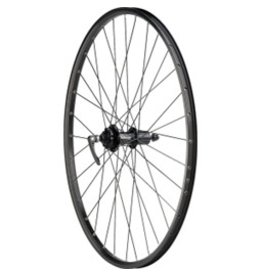 "WHEELS 29"" Quality Wheels Disc REAR SRAM 406 6-bolt / Sun SR25 All Black"