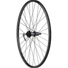 "WHEELS 29"" Quality Wheels Disc REAR SRAM 406 6-bolt / Sun SR25 All Black"