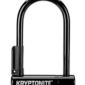LOCK U KRYPTONITE Keeper Mini-6 Key 3''x6''x12mm Black