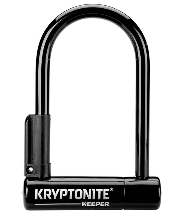 Kryptonite LOCK U KRYPTONITe Keeper Mini-6 Key 3 ' ' x6 ' ' x12m negro