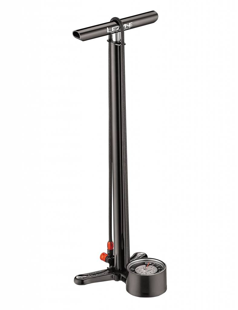 Lezyne FLOOR PUMP Lezyne CNC Digital Drive Black