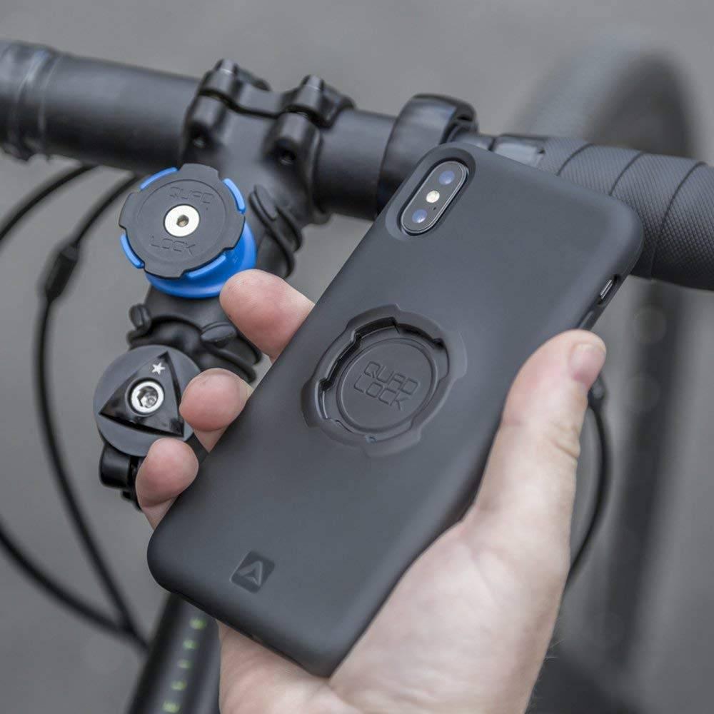 Quad Lock TELÉFONO titular QUAD LOCK BIKE KIT iPHONE 7 BK