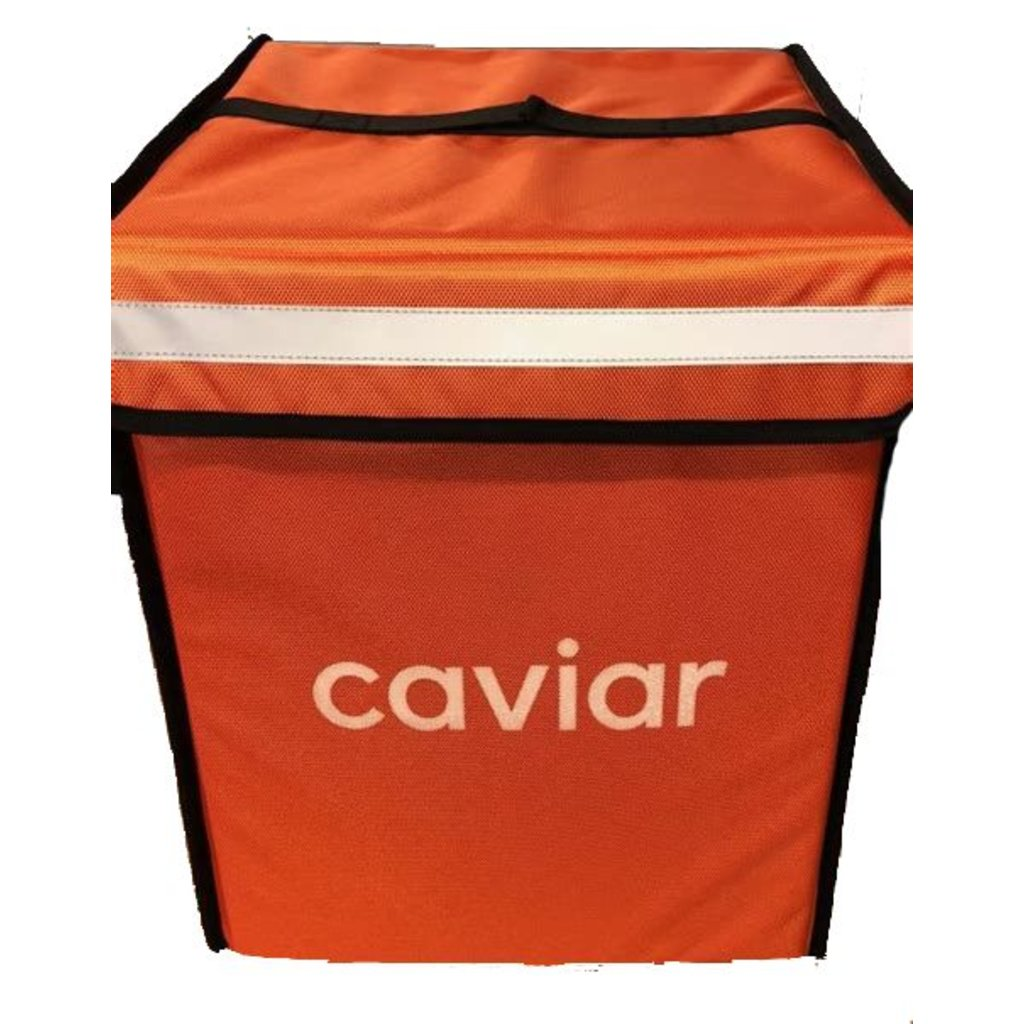CAVIAR Thermal Delivery Bags Caviar - Bike Backpack