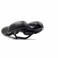 Selle Royal SADDLE SELLE ROYAL Comfort Respiro Athletic Unisex Black Leather