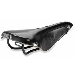 Brooks SADDLE BROOKS B17 Narrow Black - Black Steel