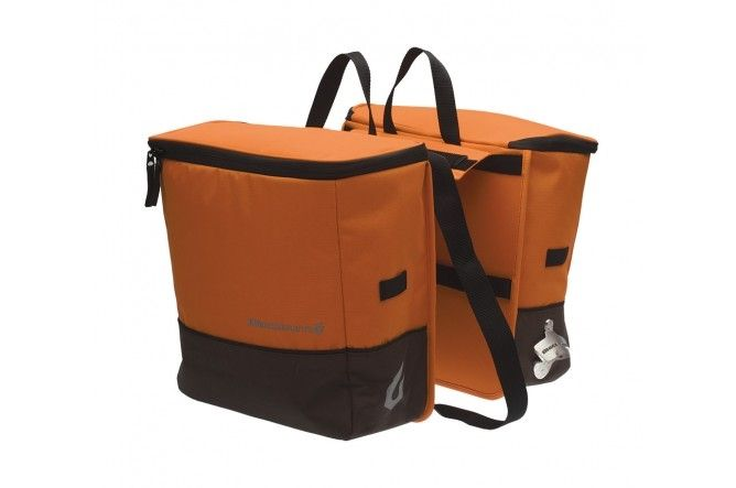 BLACKBURN PANNIER BLACKBURN LOCAL ORANGE/BROWN