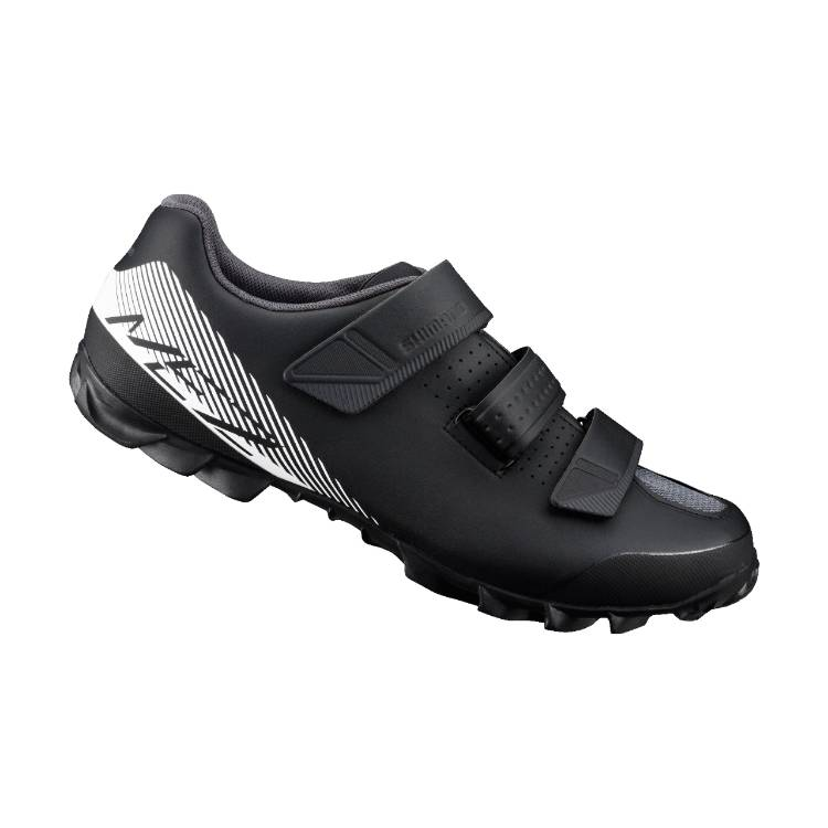 SHOES SHIMANO SH-ME2 BLACK/WHITE 43.0