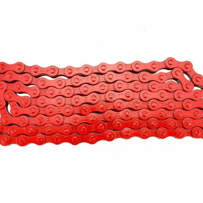 CHAIN 1 SPEED KMC RED