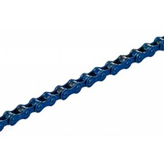 CHAIN 1 SPEED KMC ROYAL BLUE