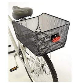 BASKET AXIOM FT/RR WIRE HB/RACTOP QR BK PET BASKET