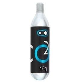 CO2 CARTRIDGE REFILL CRANKBROTHERS 16G Threaded Single